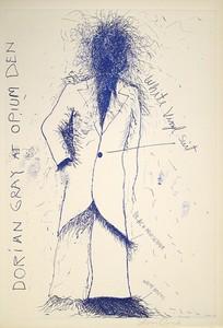 Jim DINE - Print-Multiple - Dorian Gray, Opium