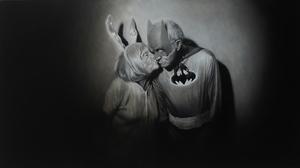 Jason BARD YARMOSKY - Pittura - The Kiss
