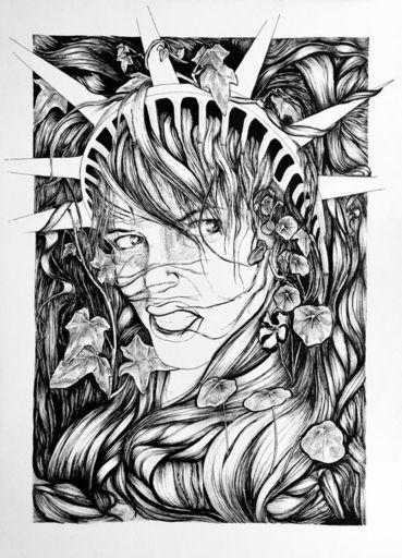 MOG - Disegno Acquarello - Liberty in progress