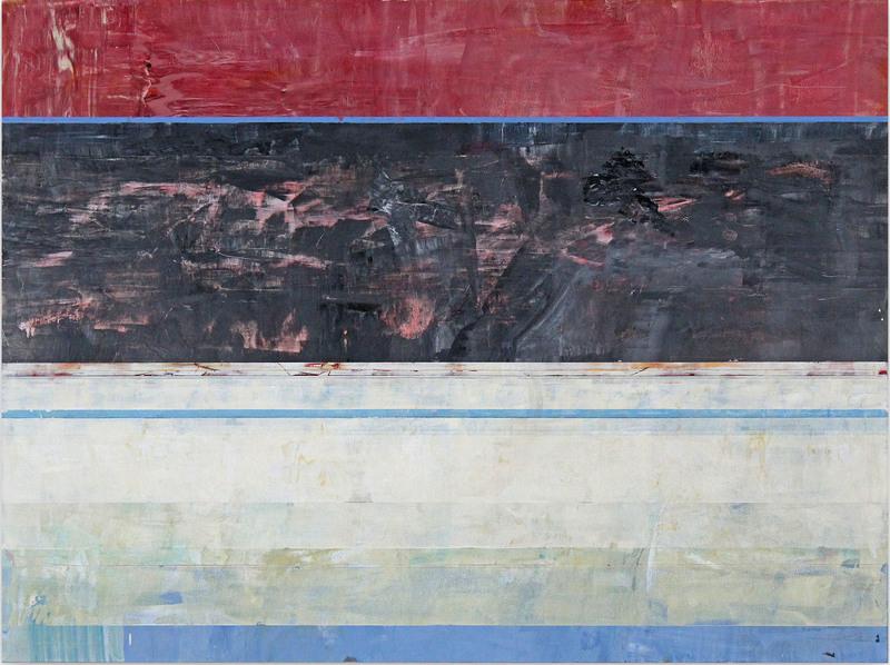 Clay JOHNSON - Pittura - After Midnight