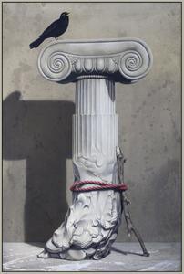 Eckart HAHN - Gemälde - Orakel