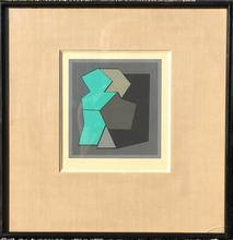 Victor VASARELY - Print-Multiple - ABSTRACTION