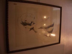 Emilio GRECO, nudo di donna