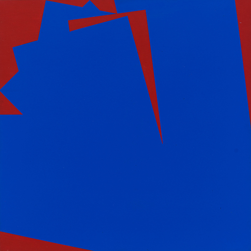 Ode BERTRAND - Painting - Rebis VII