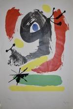 胡安·米罗 - 版画