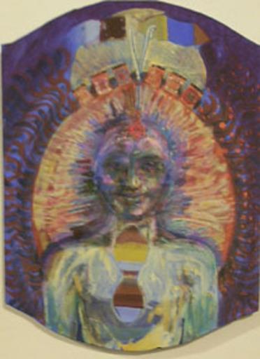布鲁诺·切科贝利 - 绘画 - Sorrido al quadro