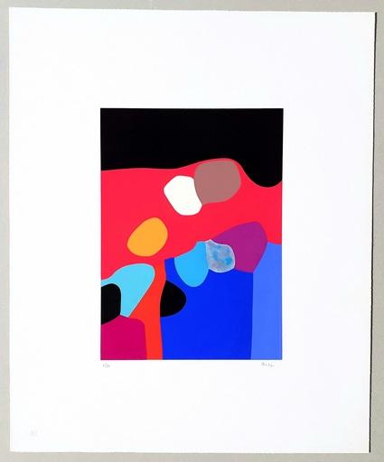 Alberto BURRI - Print-Multiple - Serigrafia 6