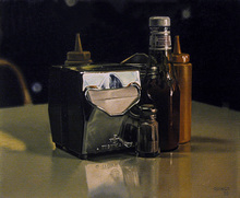 Ralph GOINGS (1928) - Diner Still Life