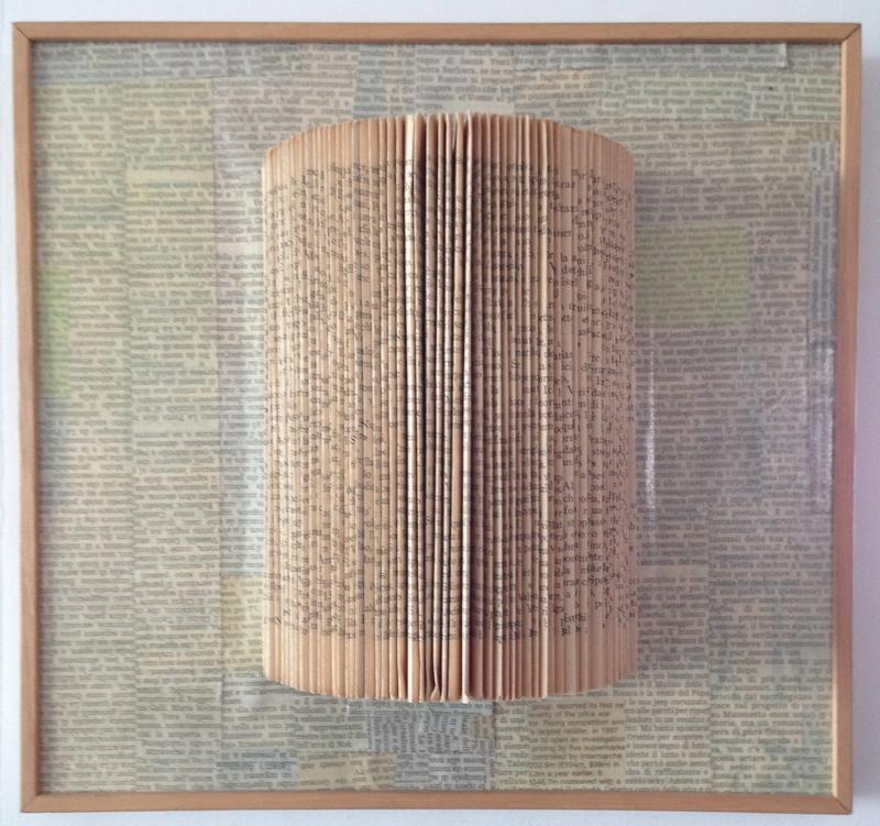 Arrigo LORA-TOTINO - Escultura - Fiore della prosa versione n.18