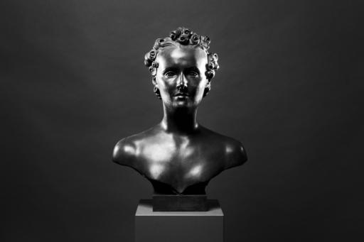 Antonio BERTI - Scultura Volume - Ritratto di signora