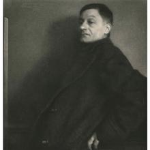 Edward STEICHEN - Fotografia - The Man that Resembles Erasmus