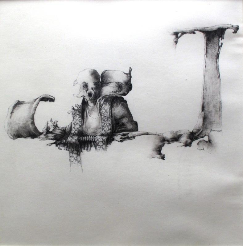 José HERNÁNDEZ - 水彩作品 - Sin título