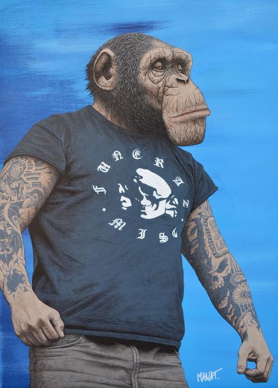 MANAT - Painting - Phil Anselmo