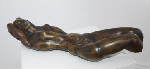 Margarete MOLL - Sculpture-Volume - Grosse Liegende