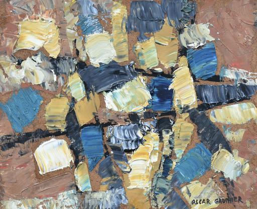 Oscar GAUTHIER - Gemälde - CD-ZQ6 (3F)