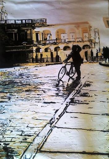 Leandro Manuel FERNÁNDEZ CUEVAS - Pintura - Untitled