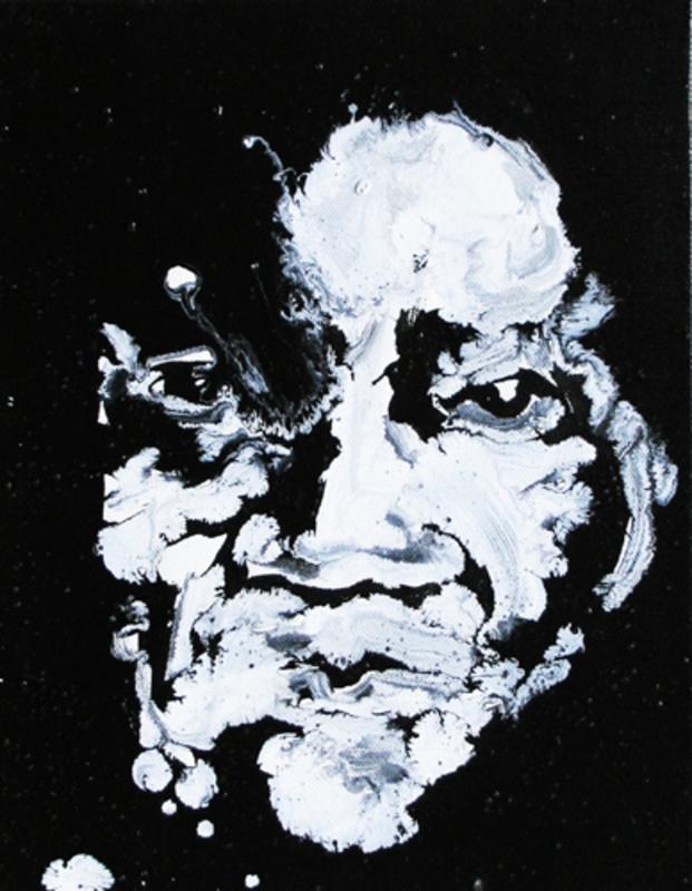 Roberto CODA ZABETTA - Pittura - Senza titolo