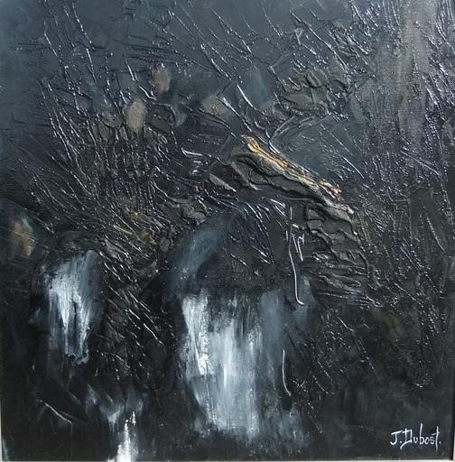 Josette DUBOST - Pittura -  Noir Septembre