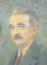 Pierre DE BELAY - Painting - portrait