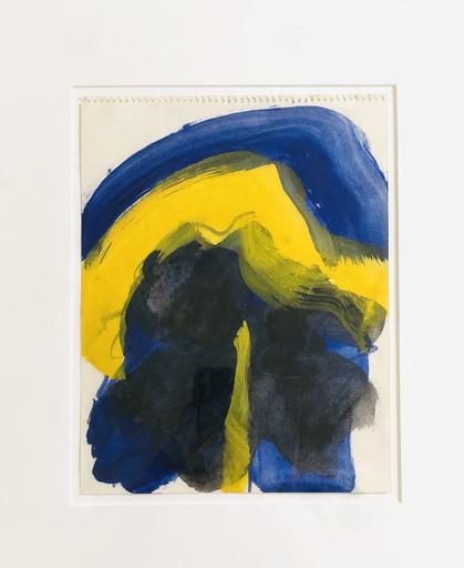 Kimber SMITH - Dessin-Aquarelle - Blue Arch
