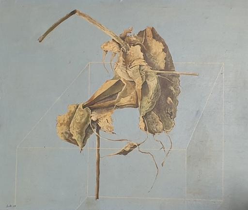 Julián GARCÍA RODRÍGUEZ - Peinture - ABSTRACCIÓN