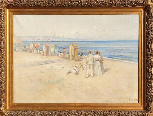 Segundo MATILLA MARINA - Painting - Mediterraneo