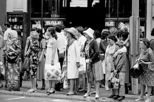 Robbert Frank HAGENS - Photography - Sale - London 1977