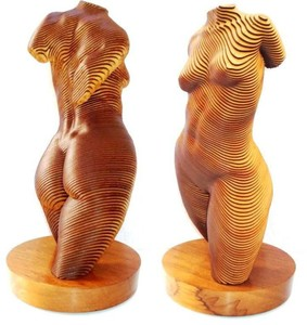 Olivier DUHAMEL - Sculpture-Volume - Rosie
