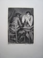 Pierre DE BELAY - Print-Multiple - MARIN ET FEMME