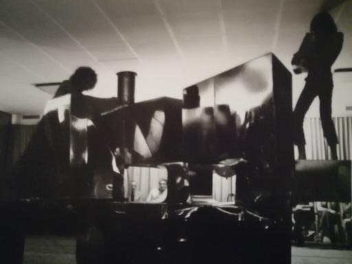 François LAGARDE - Fotografia - Brion Gysin et William Burroughs
