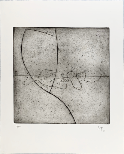 Victor PASMORE - Grabado - Untitled - Rothko Memorial Portfolio