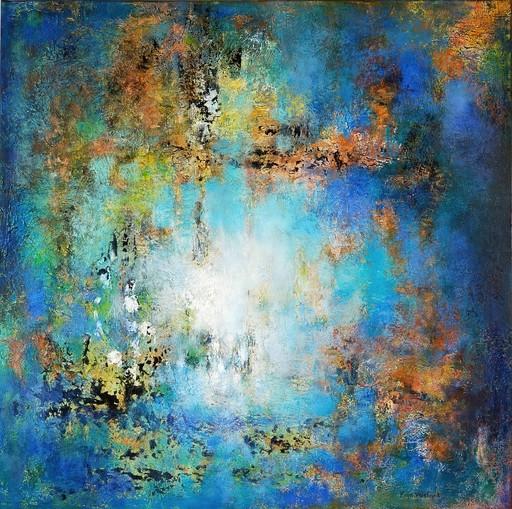 Emmanuelle VROELANT - Painting - CALYPSO