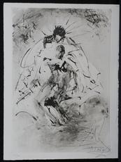 Salvador DALI - Print-Multiple - Les Rois Mages Pieta