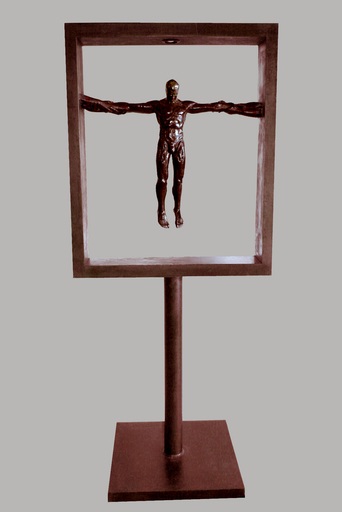 Lorenzo QUINN - Escultura - El bien y el mal / Choices
