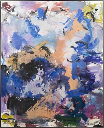Scott PATTINSON - Pittura - Ouvert No 15