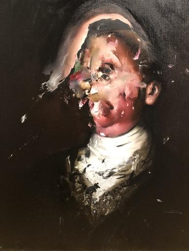 Florian EYMANN - Painting - Portrait