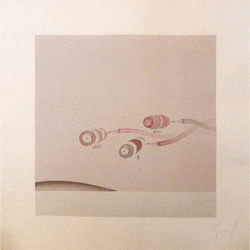 Giorgio Maria GRIFFA - Drawing-Watercolor - Senza Titolo