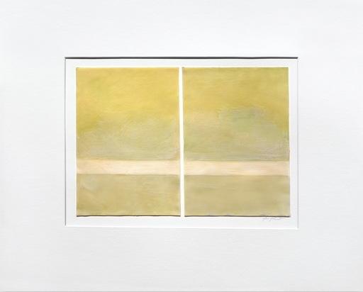 Janise YNTEMA - Pittura - Celedon Mist