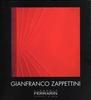 Gianfranco ZAPPETTINI - Peinture - La trama e l'ordito n.109