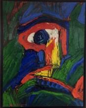 Bengt LINDSTRÖM - Pintura - Untitled