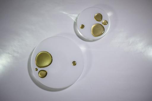 Max COPPETA - Painting - Vanity circular