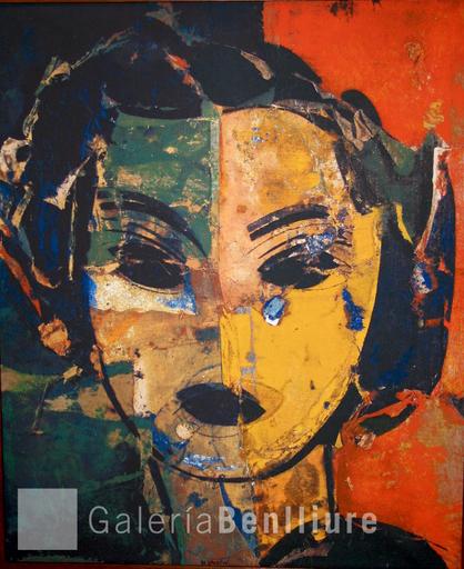 Manolo VALDÉS - Grabado - Matisse como pretexto