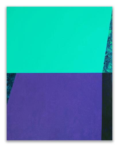 Macyn BOLT - Painting - Shadow Boxer (B.2)