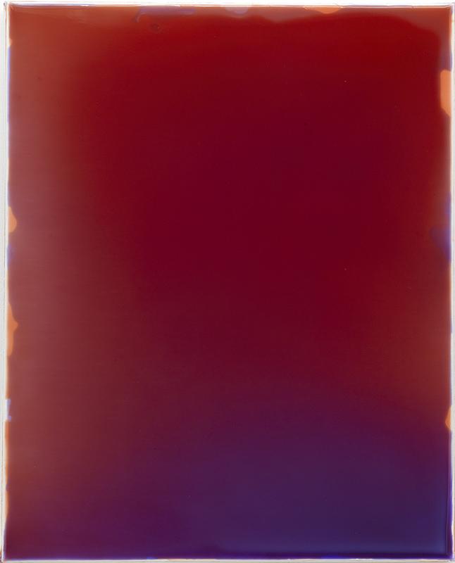 Gilles TEBOUL - Pintura - Untitled n°1105
