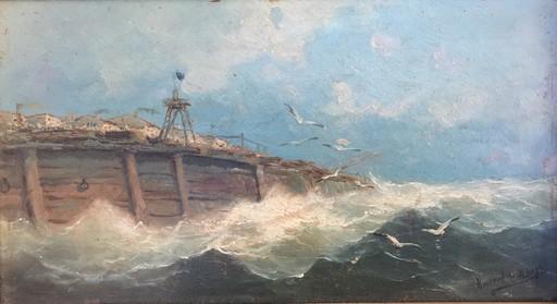 Francisco HERNÁNDEZ MONJO - 绘画