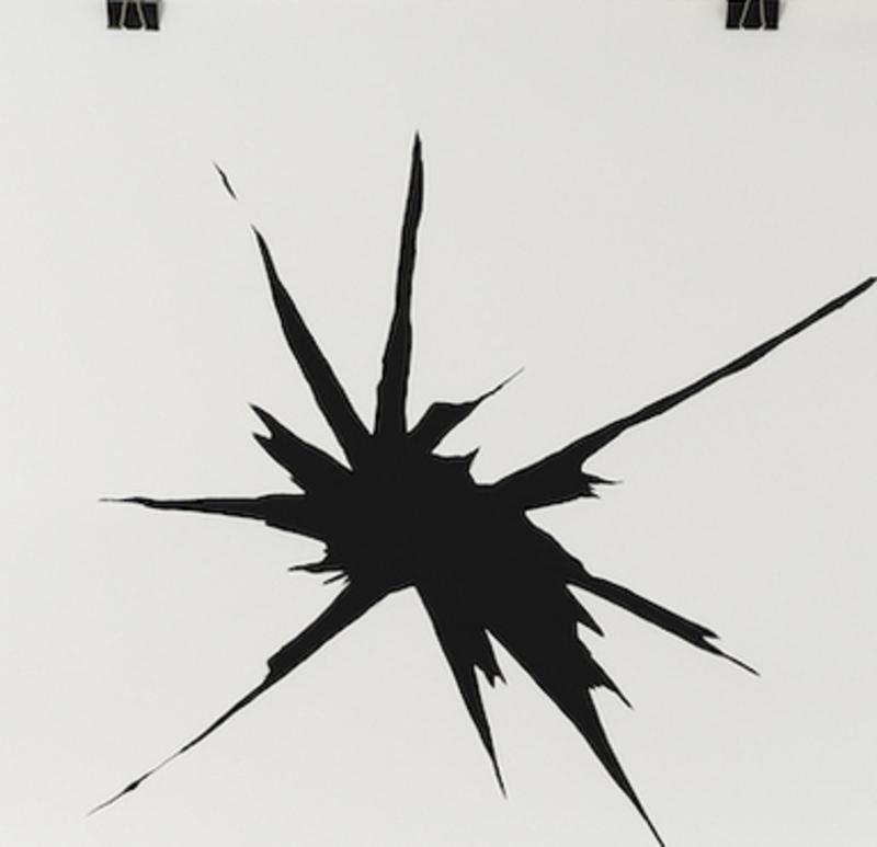 Arik LEVY - Painting - WoodHeart 003