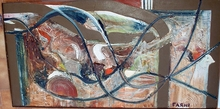 Jean-Claude FARHI - Sculpture-Volume - La cité