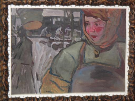 Adolf ALEKSEJEV - Painting