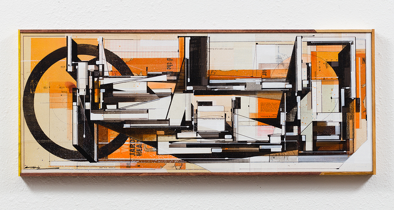 Augustine KOFIE - Painting - Jard Head