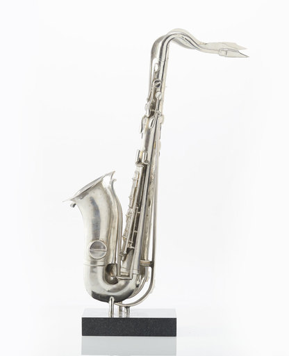 Fernandez ARMAN - Escultura - Saxophone